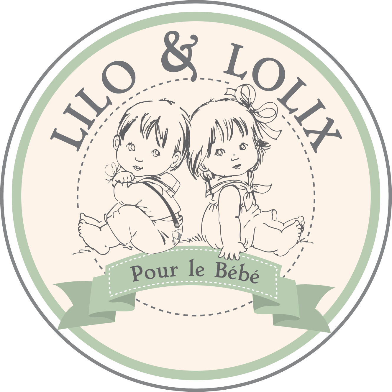 Logotipo Lilo e Lolix